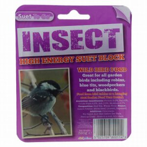 Suet To Go Insect Block 320g