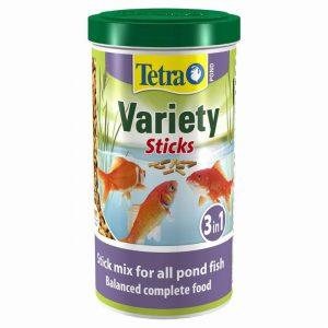 Tetra Variety Pond Sticks 150g
