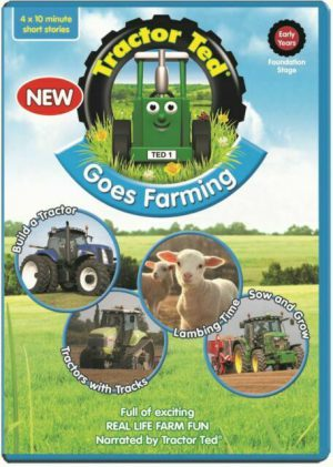 Tractor Ted Goes Farming