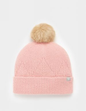 Joules Thurley Hat Pale Pink