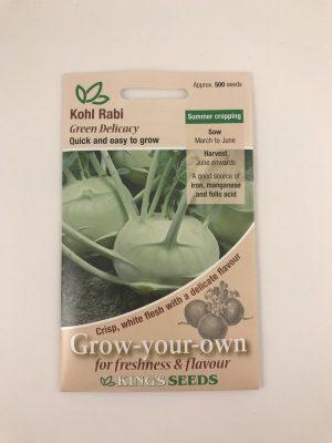 Kohl Rabi Green Delicacy