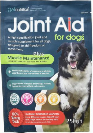 GFW  Nutrition Joint Aid For Dogs 250g