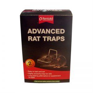 Rentokil Advanced Rat Traps