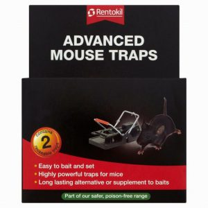 Rentokil Advanced Mouse Traps