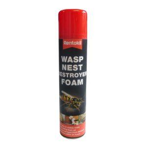 Rentokil Wasp Nest Destroyer Foam 300ml
