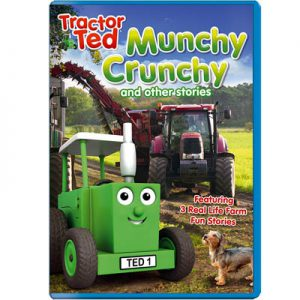 Tractor Ted Munchy Crunchy