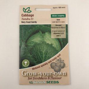 Cabbage Tundra F1