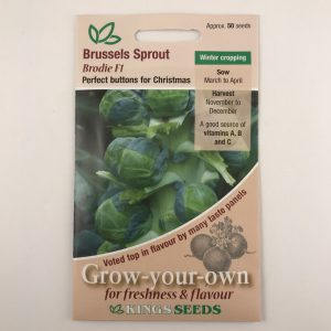 Brussels Sprout Brodie F1