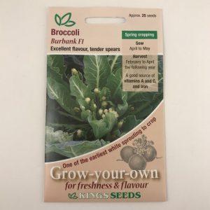 Broccoli Burbank F1