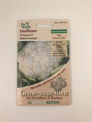 Cauliflower Zaragoza F1