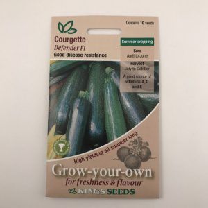Courgette Defender F1