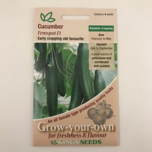 Cucumber Femspot F1