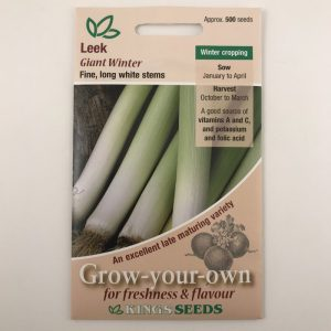 Leek Gaint Winter