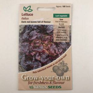 Lettuce Oakus