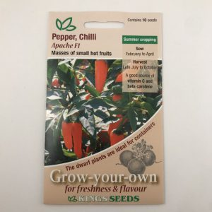 Chilli Pepper Apache F1