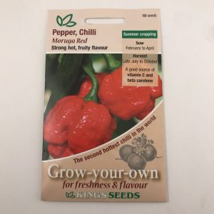 Chilli Moruga Red