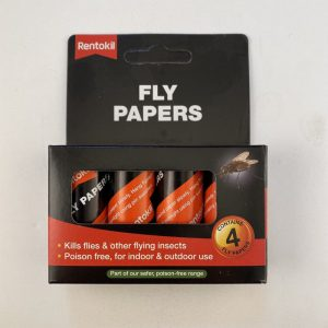 Rentokil Fly Papers x4