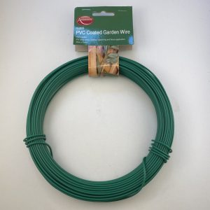 30m PVC Coated Garden Wire