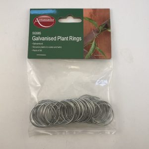 Galvernised Plant Rings