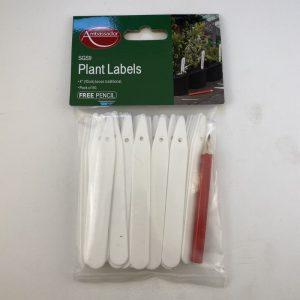 Plant Labels x 50